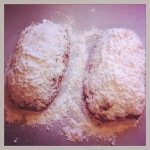 A picture of Stollen