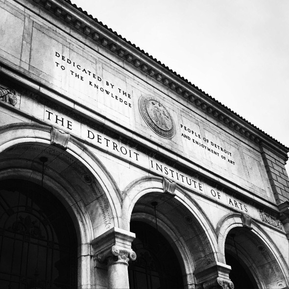 A picture of Detroit Institute of Arts